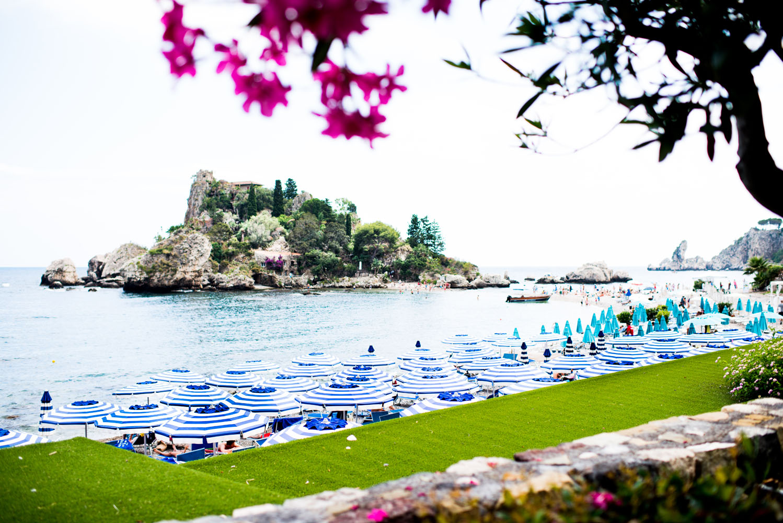 isola bella wedding