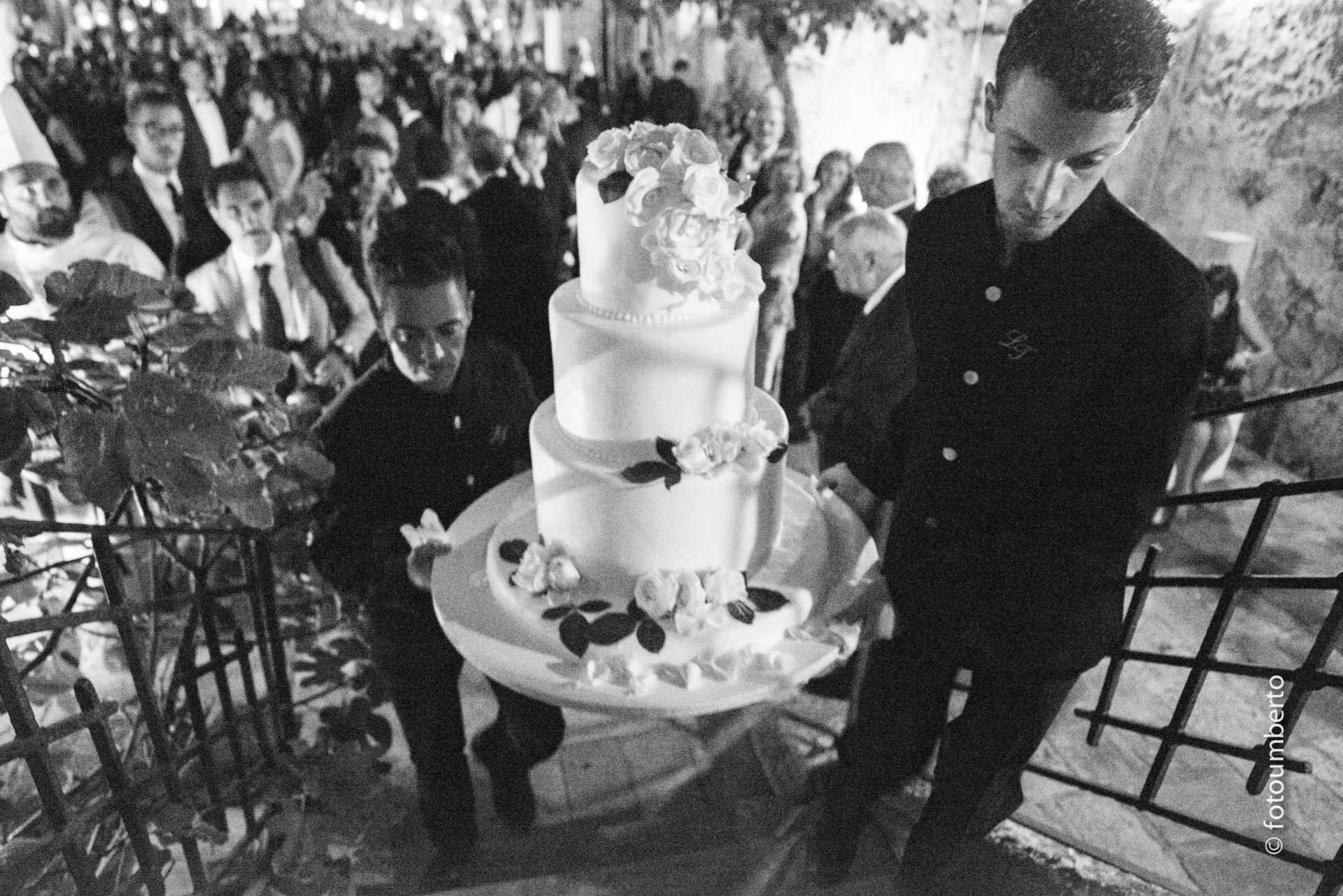 wedding cake sicilia
