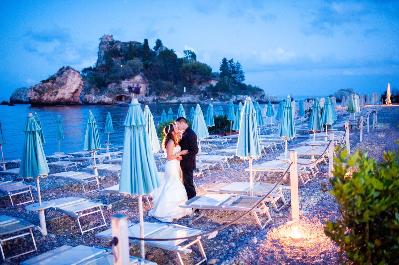 wedding isola bella