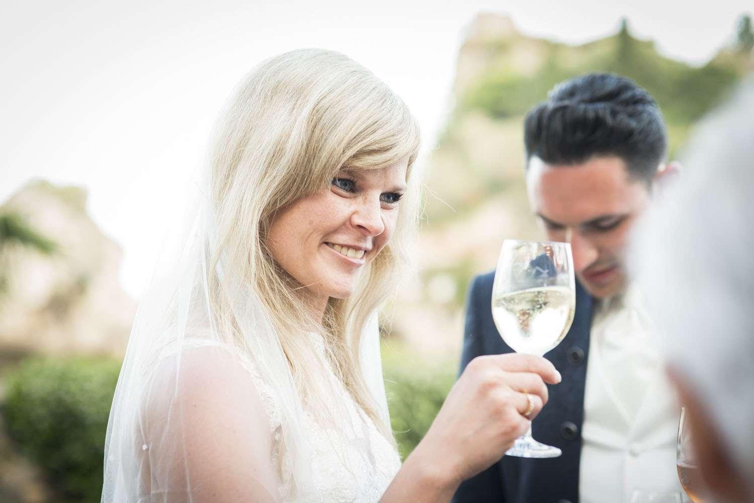 marriage la plage