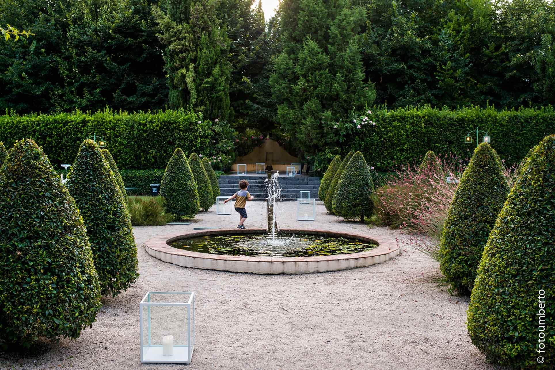 giardini di villa fago r
