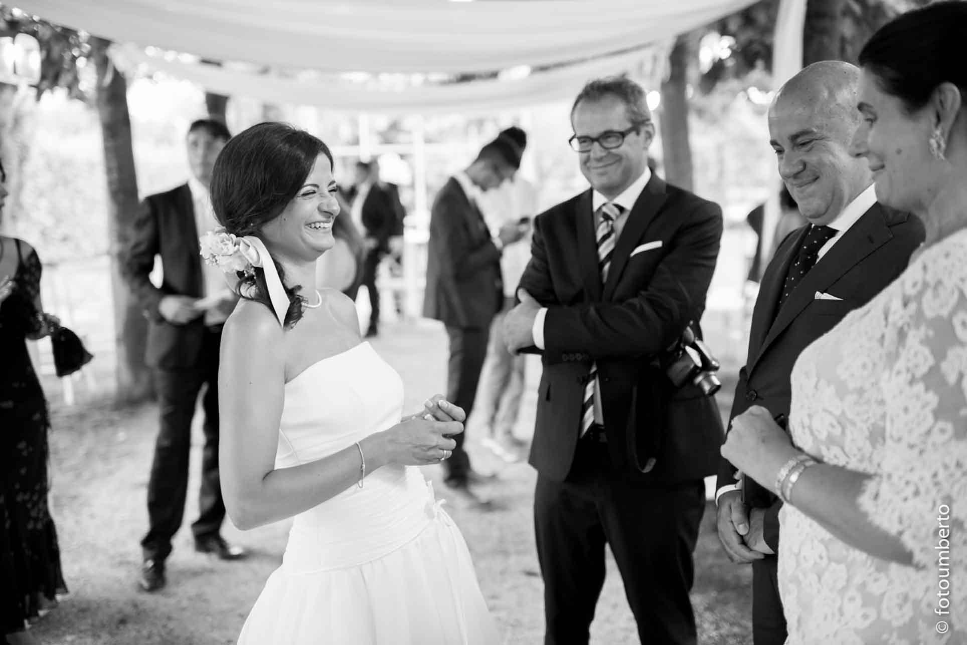 villa fago nozze