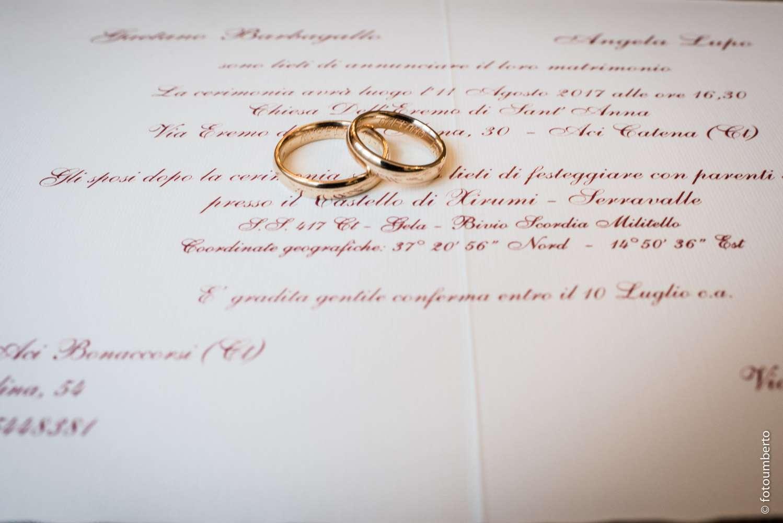 anelli sposi