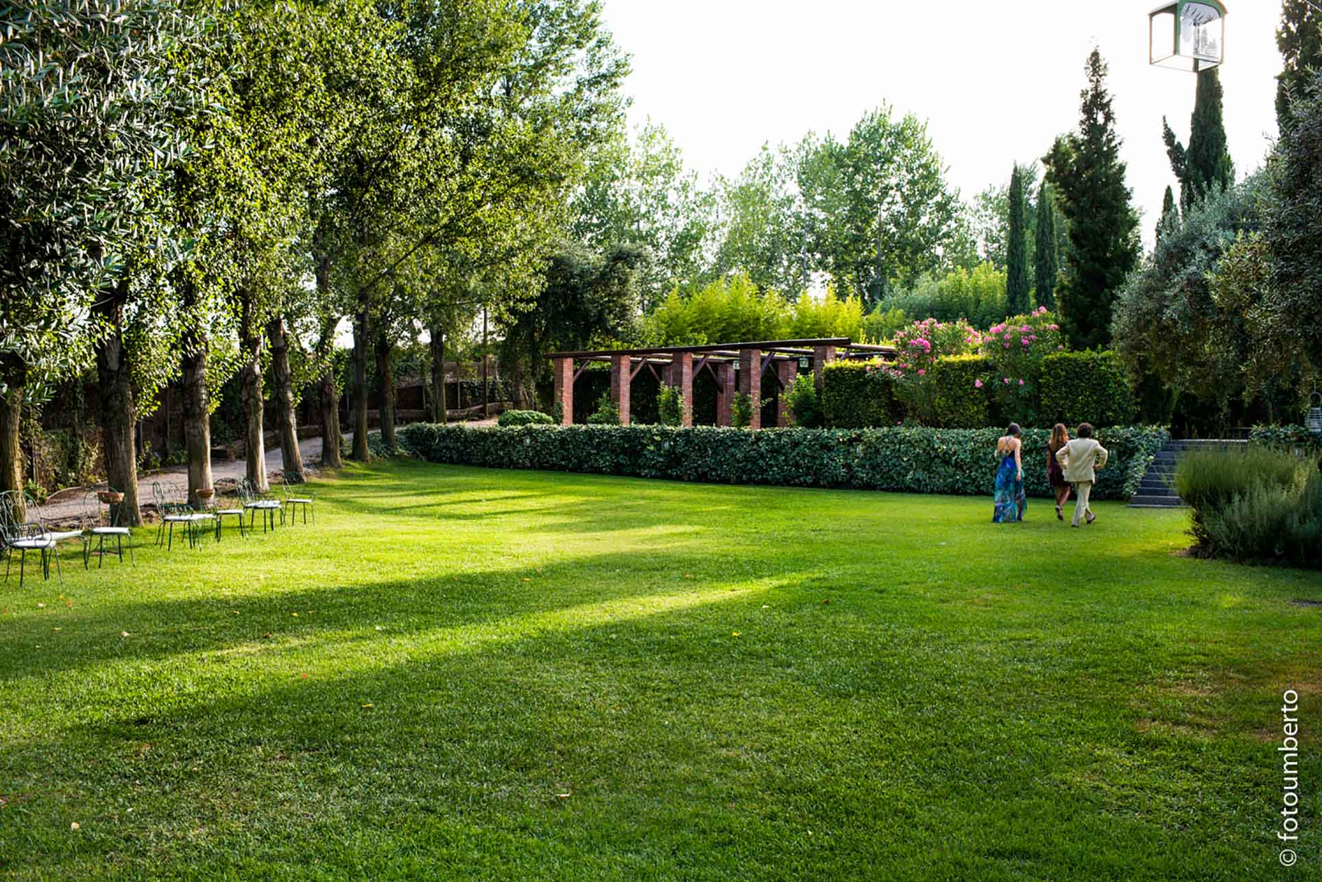 giardini villa fago