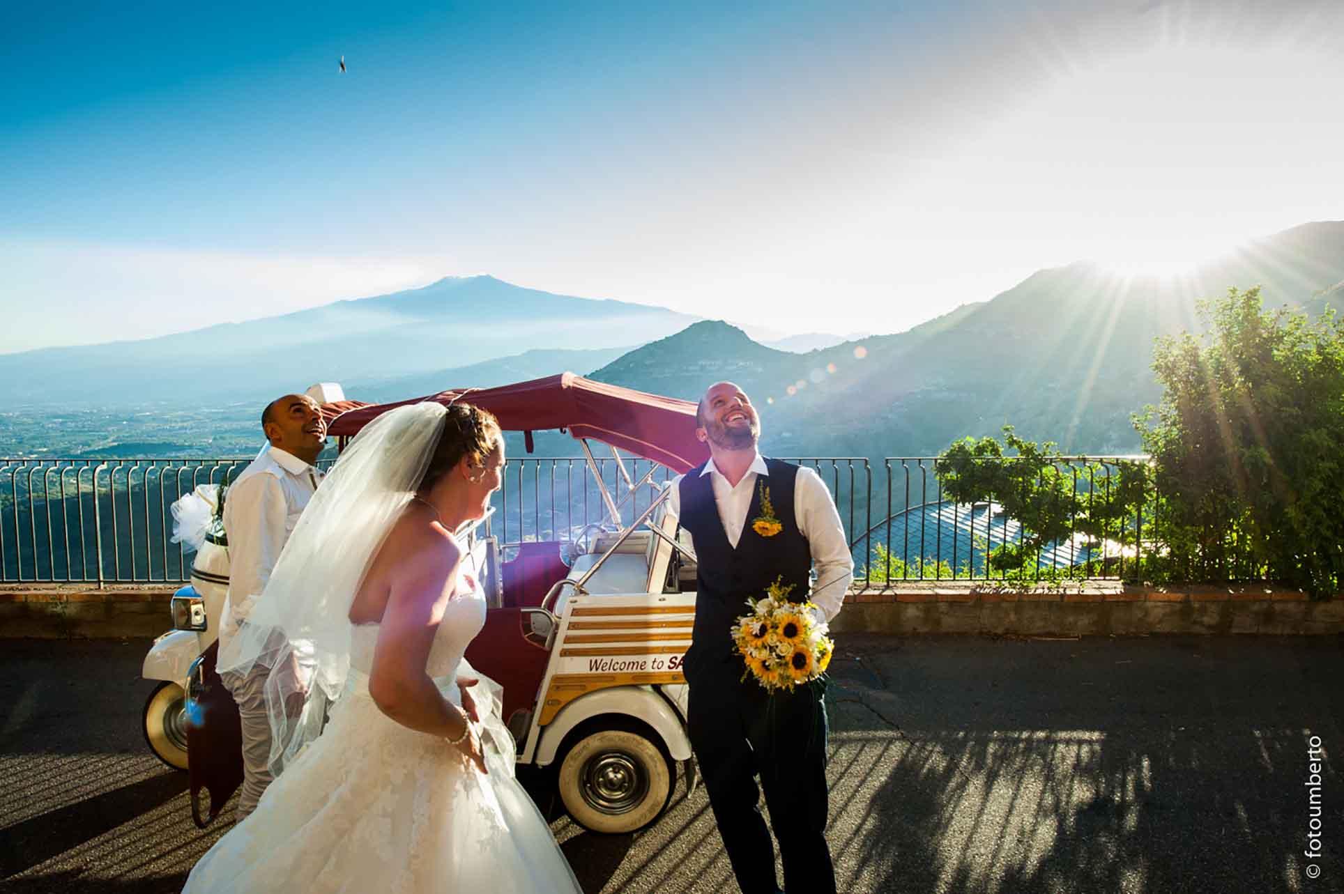 matrimonio taormia