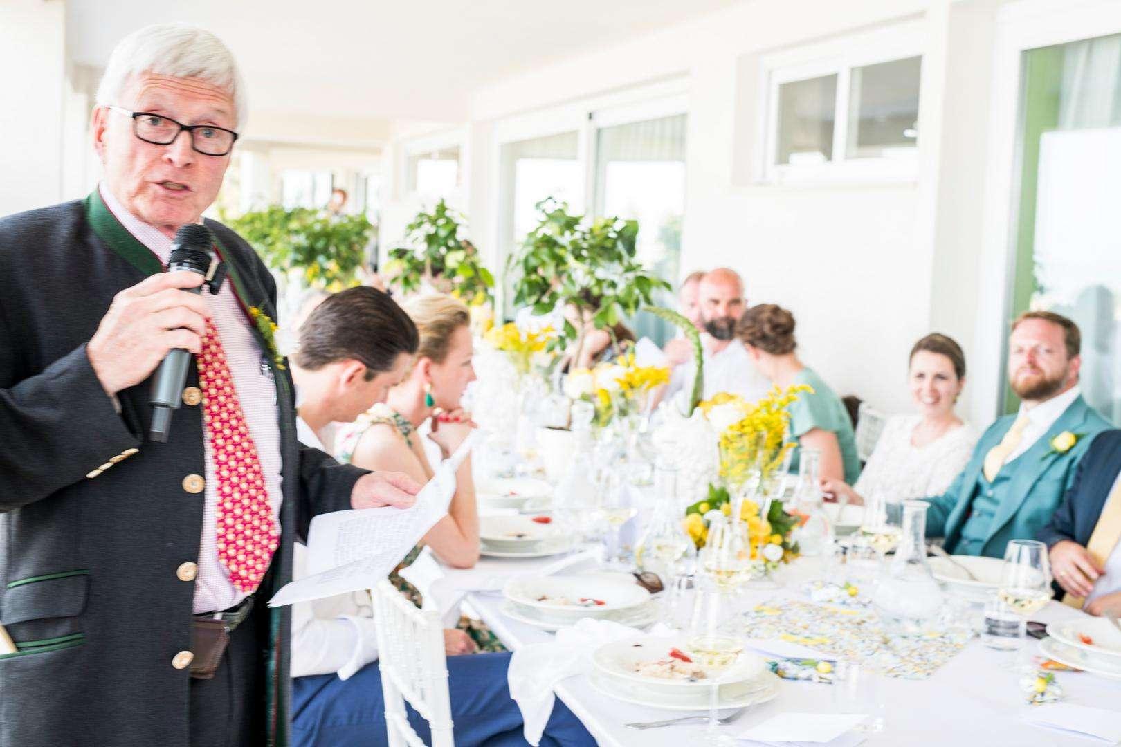 discorso papà sposo