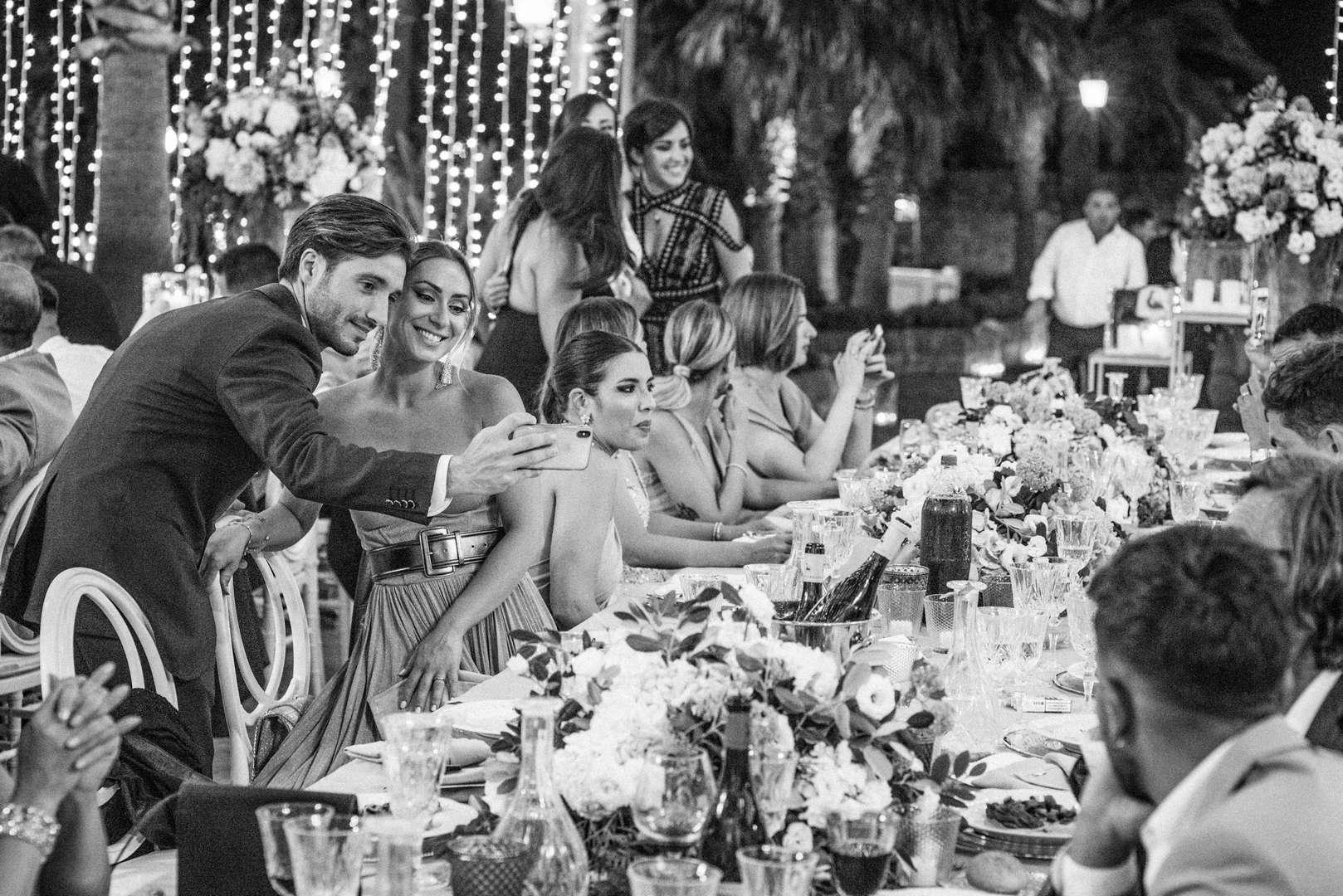 sposo a villa anna
