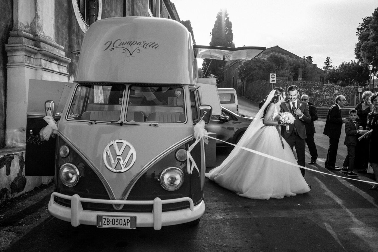 chiosco driver wedding