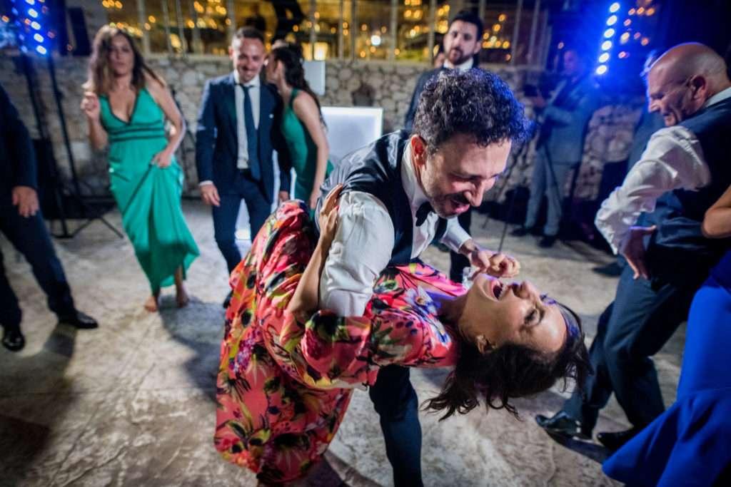 ballo con sorella sposo