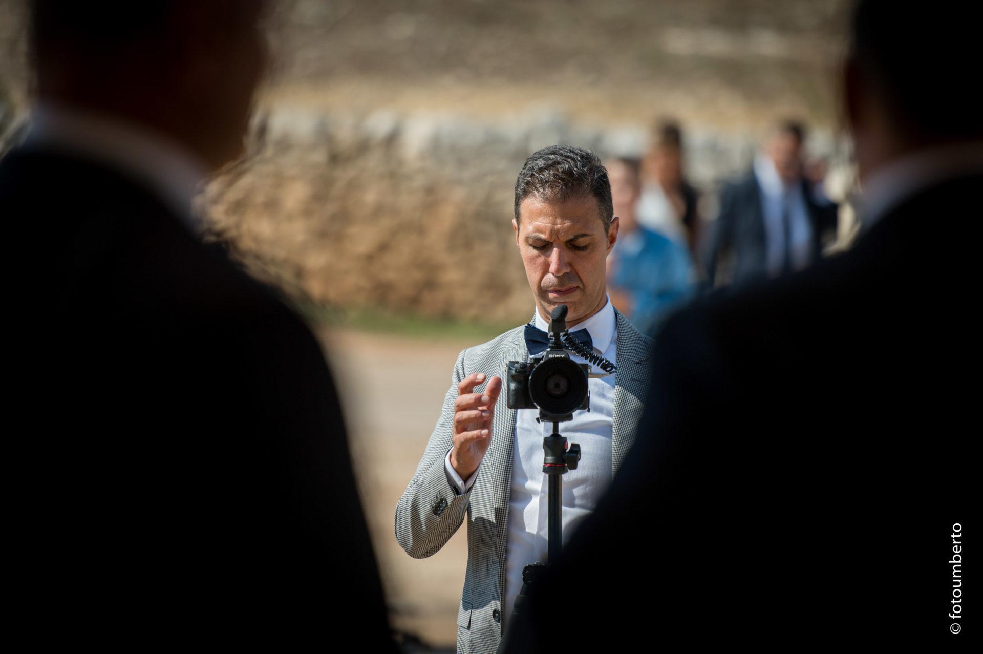 videografo per matrimoni ed eventi a catania
