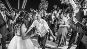 festa di matrimonio, balli degli sposi