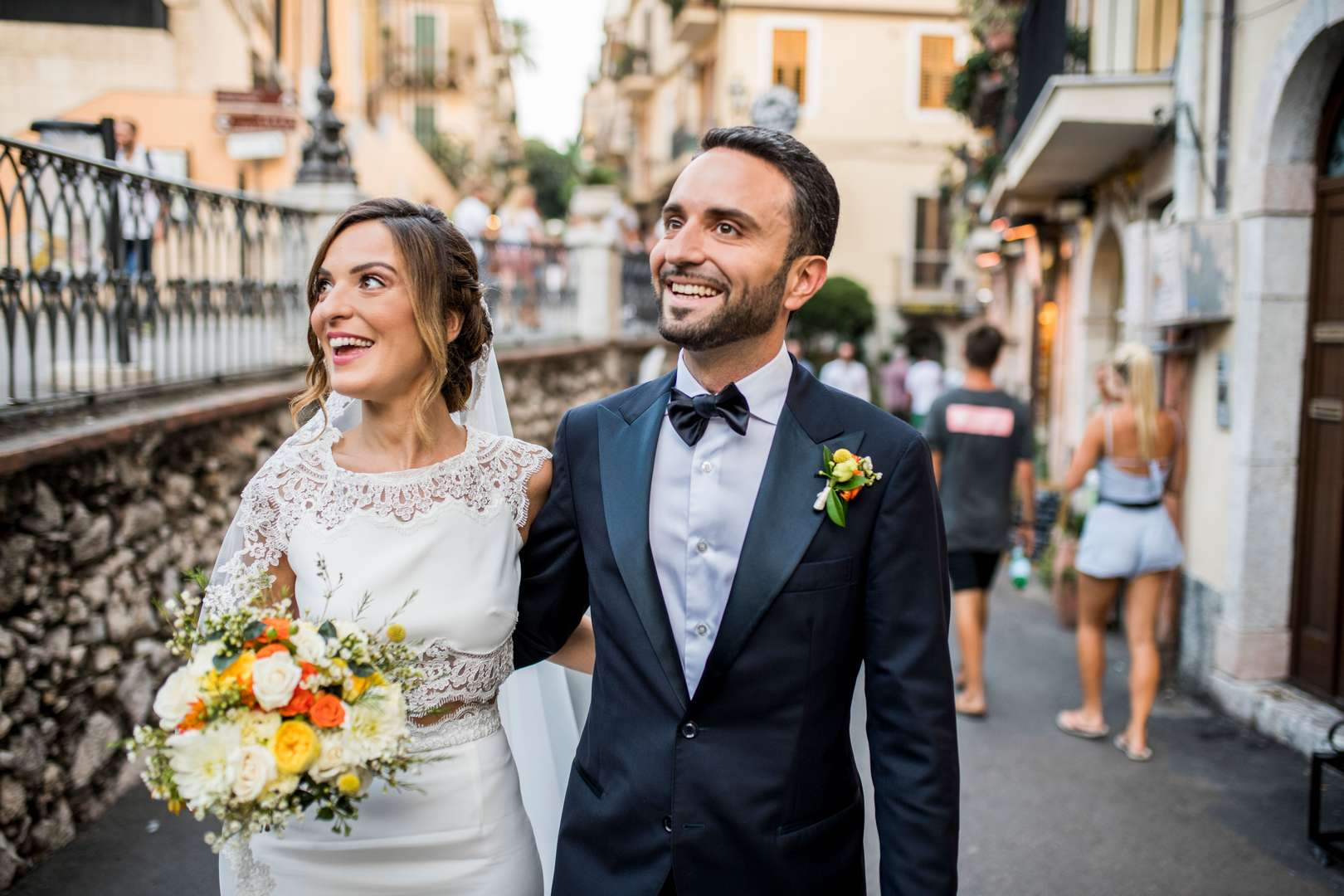 wedding taormina