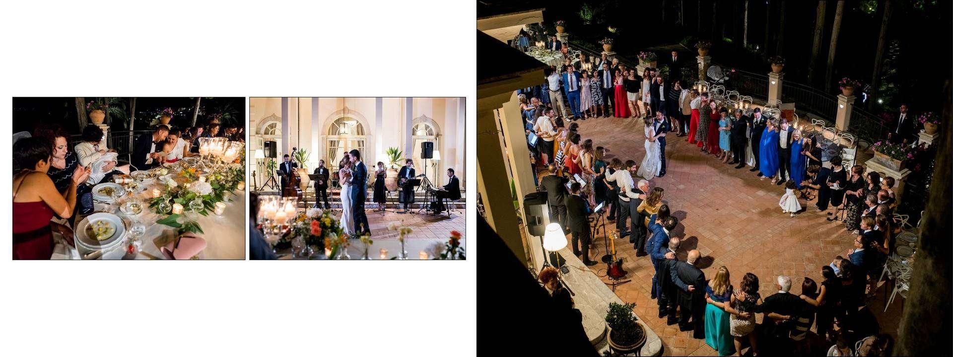 matrimonio presso l'hotel timeo