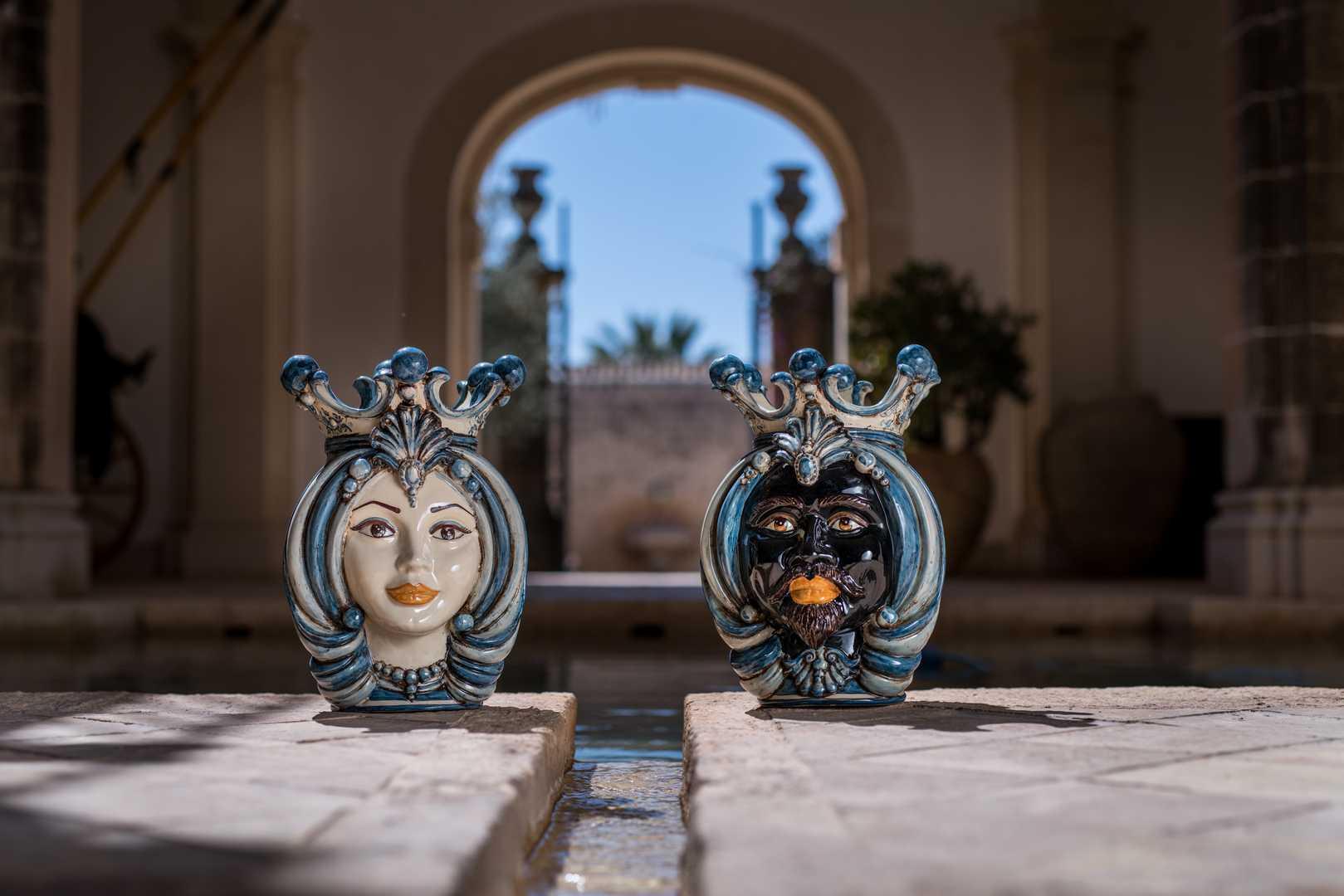 ceramica villa criscione