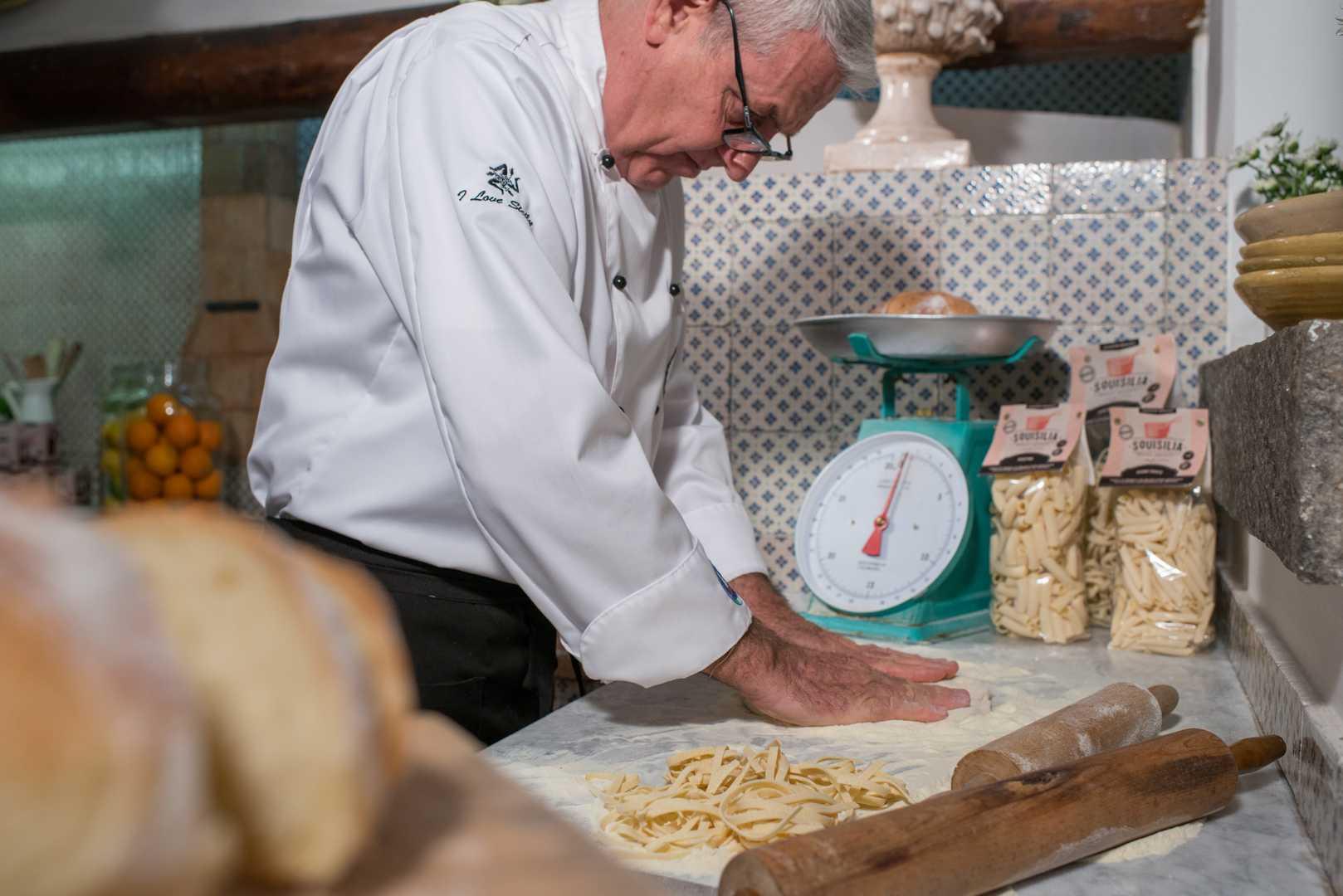 chef santocchini