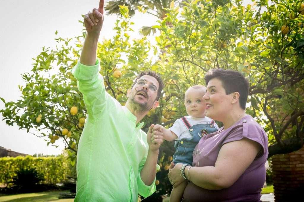 fotografo famiglia catania